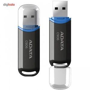 فلش مموری ای دیتا مدل C906 ظرفیت 8 گیگابایت  Adata C906 USB 2.0 Flash Memory - 8GB