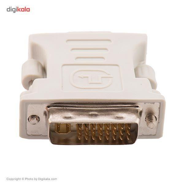 مبدل DVI به VGA دی-نت main 1 3
