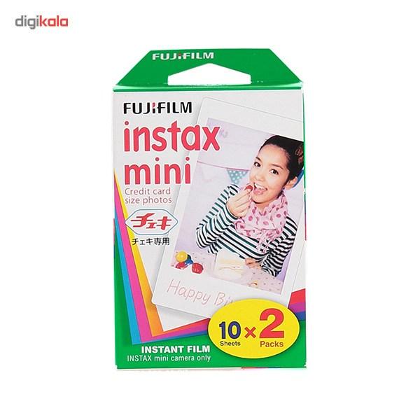 فیلم مخصوص دوربین فوجی فیلم مدل Instax Mini 2x10