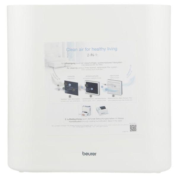 تصفیه کننده و مرطوب کننده هوای بیورر مدل LR330 | Beurer LR330 Air Purifier and Humidifier