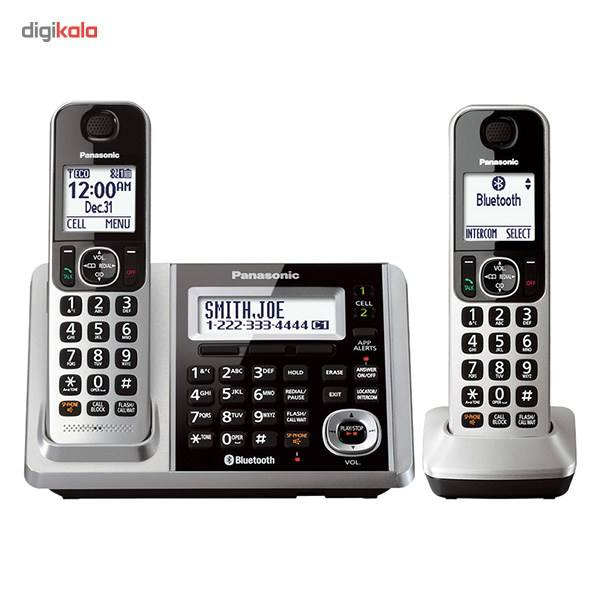 تلفن بیسیم پاناسونیک مدل KX-TGF372 main 1 1