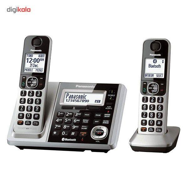 تلفن بیسیم پاناسونیک مدل KX-TGF372 main 1 2