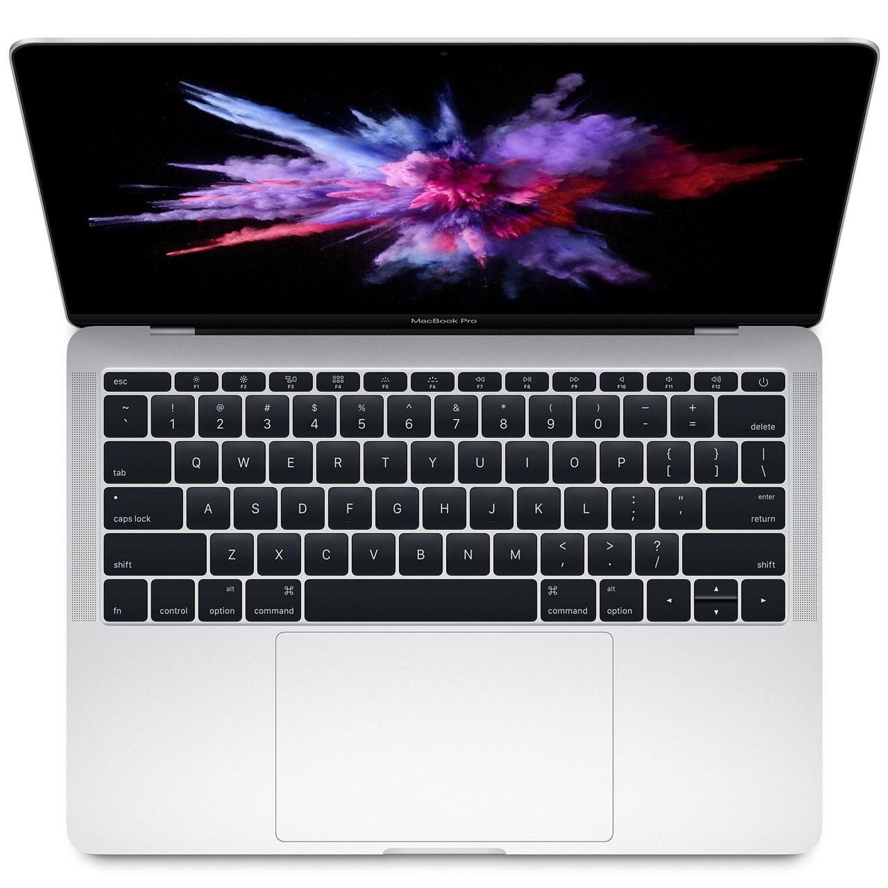 لپ تاپ 13 اینچی اپل مدل MacBook Pro MPXU2 2017