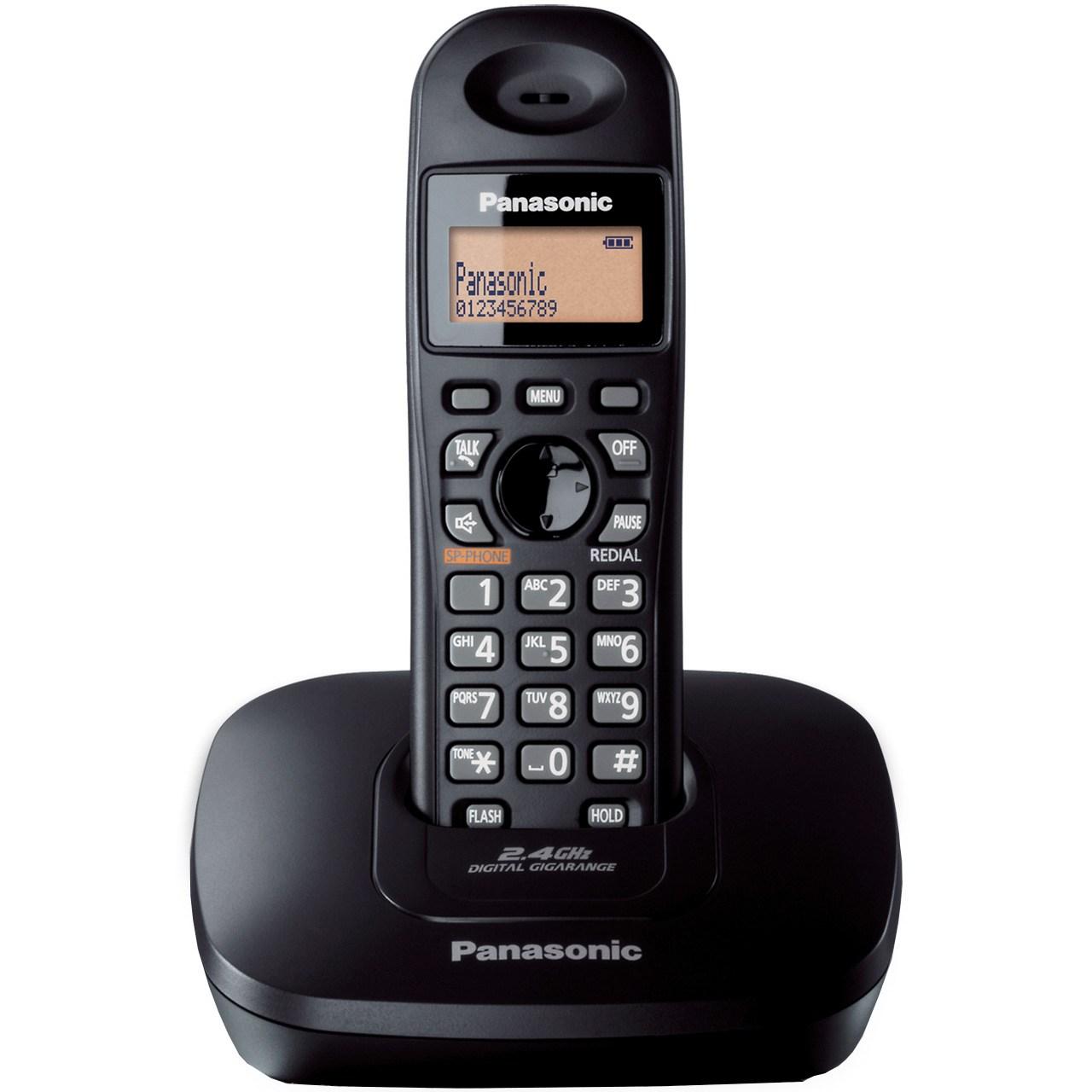 قیمت                      تلفن بی سیم پاناسونیک مدل KX-TG3611BX