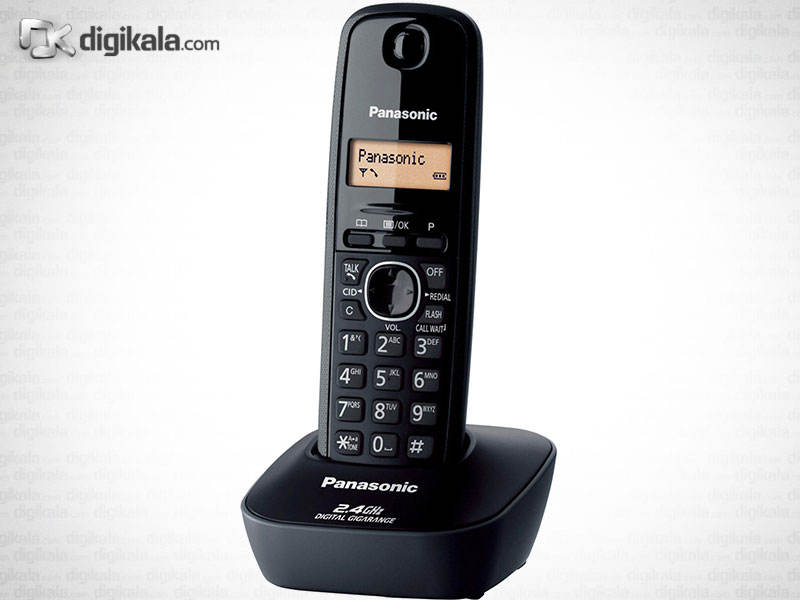 تلفن بی سیم پاناسونیک مدل KX-TG3411 BX main 1 1