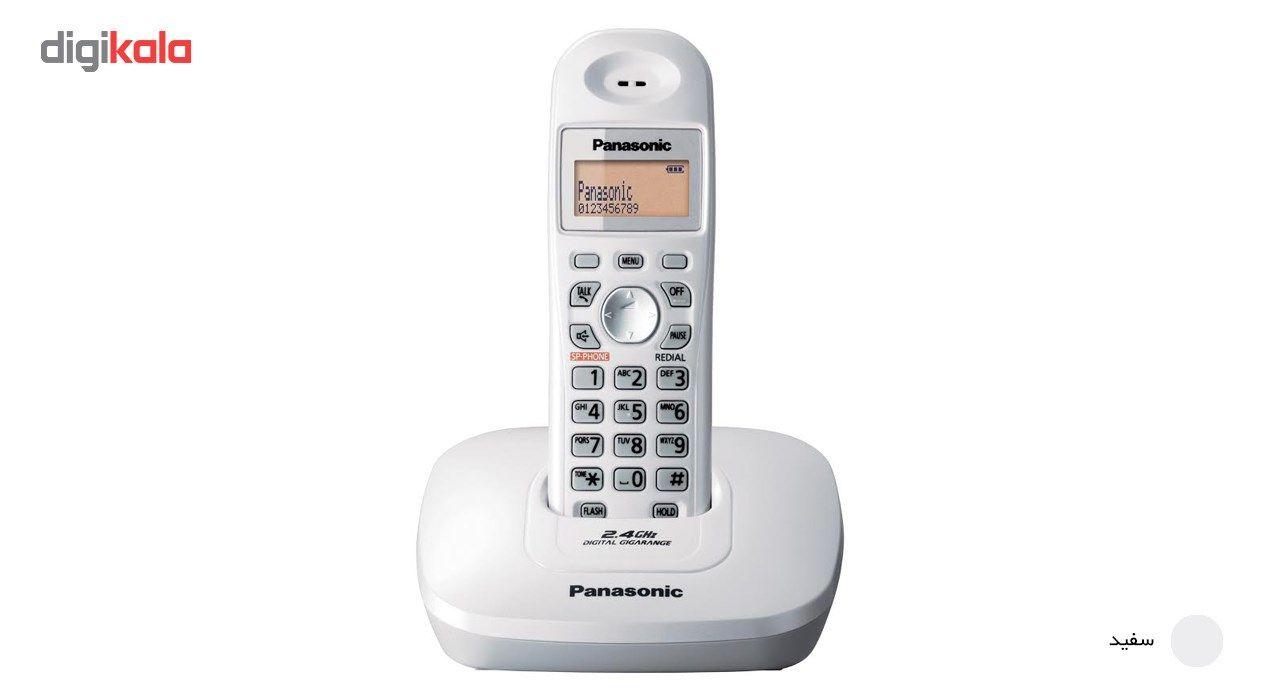 تلفن بی سیم پاناسونیک مدل KX-TG3611BX main 1 2