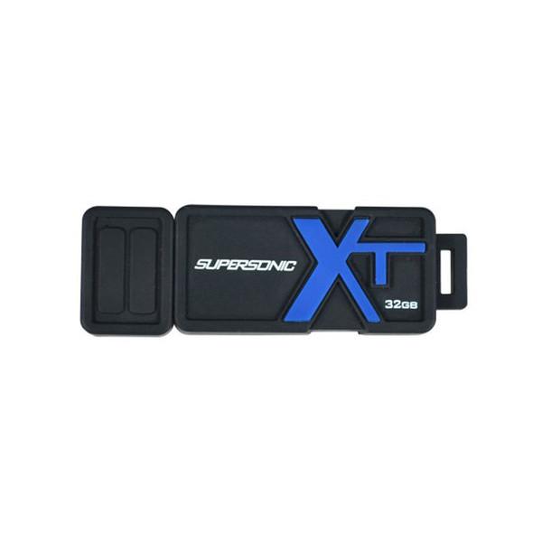 فلش مموری پتریوت مدل SUPERSONIC BOOST XT USB3.1 Gen1 ظرفیت 32 گیگابایت