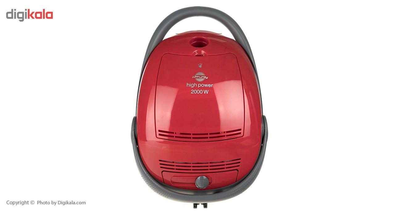 جارو برقی پارس خزر مدل VC-2000W main 1 5