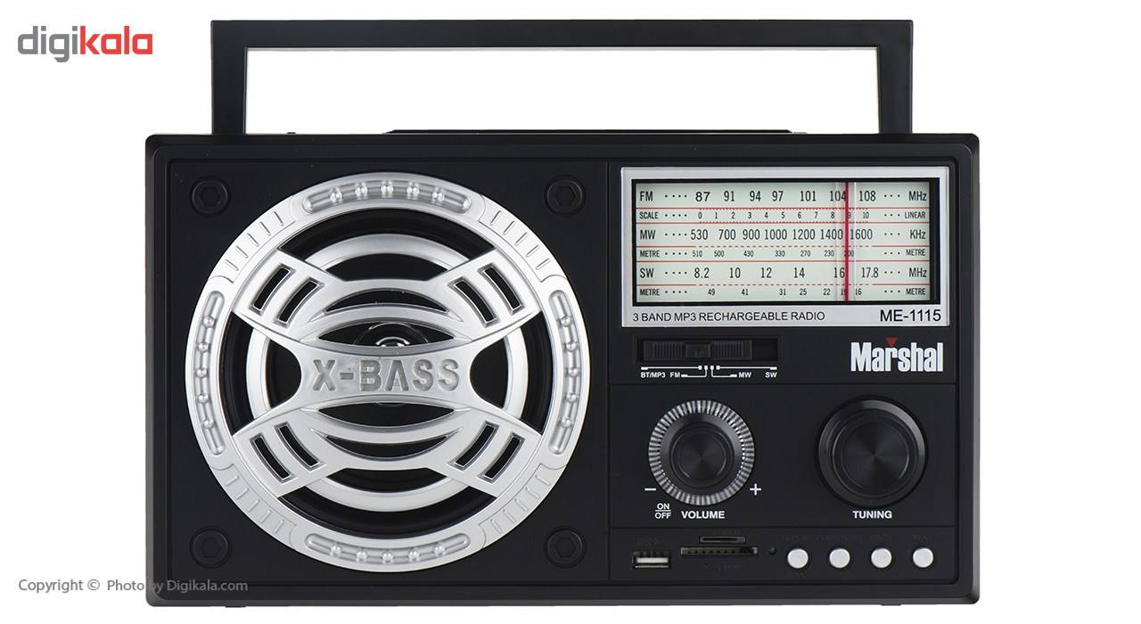 رادیو مارشال مدل ME-1115 main 1 1