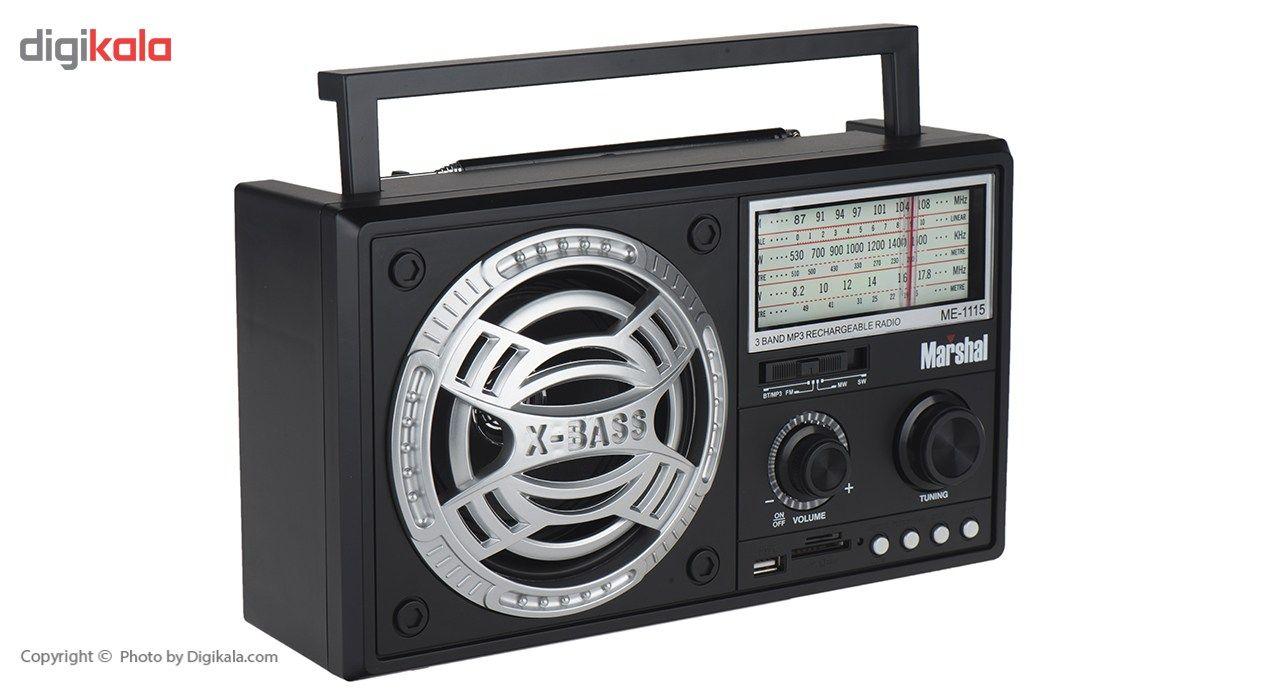 رادیو مارشال مدل ME-1115 main 1 2