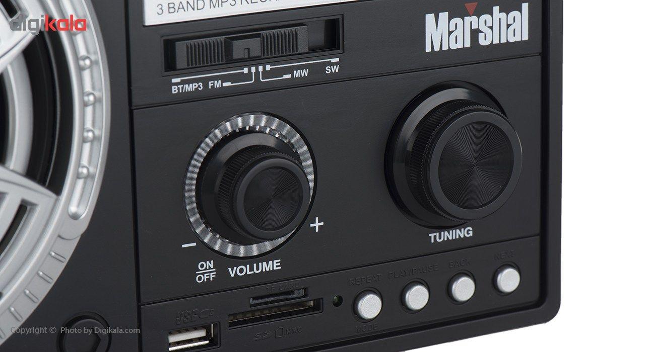 رادیو مارشال مدل ME-1115 main 1 5