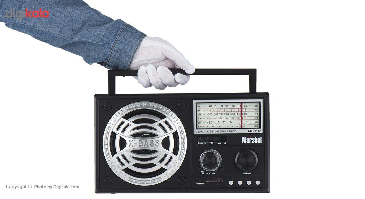 رادیو مارشال مدل ME-1115 main 1 8
