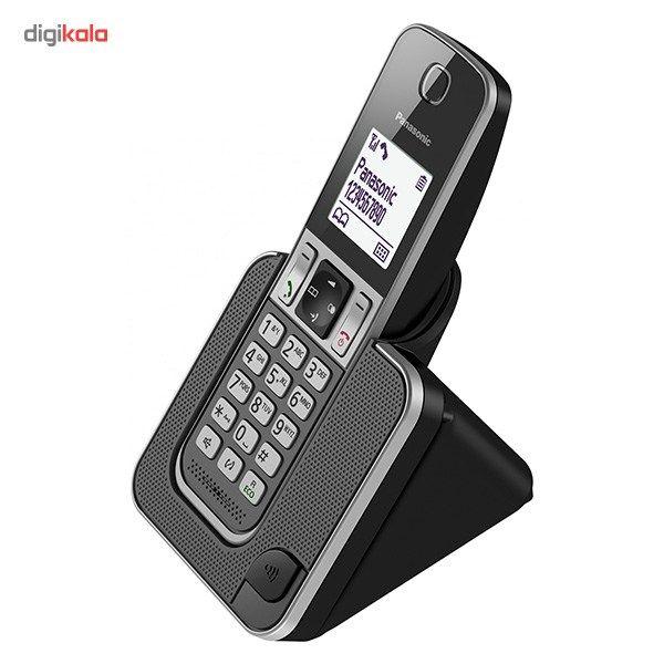 تلفن بیسیم پاناسونیک مدل KX-TGD310 main 1 1