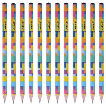 مداد مشکی نوادا مدلPC-842- بسته 36 عددی