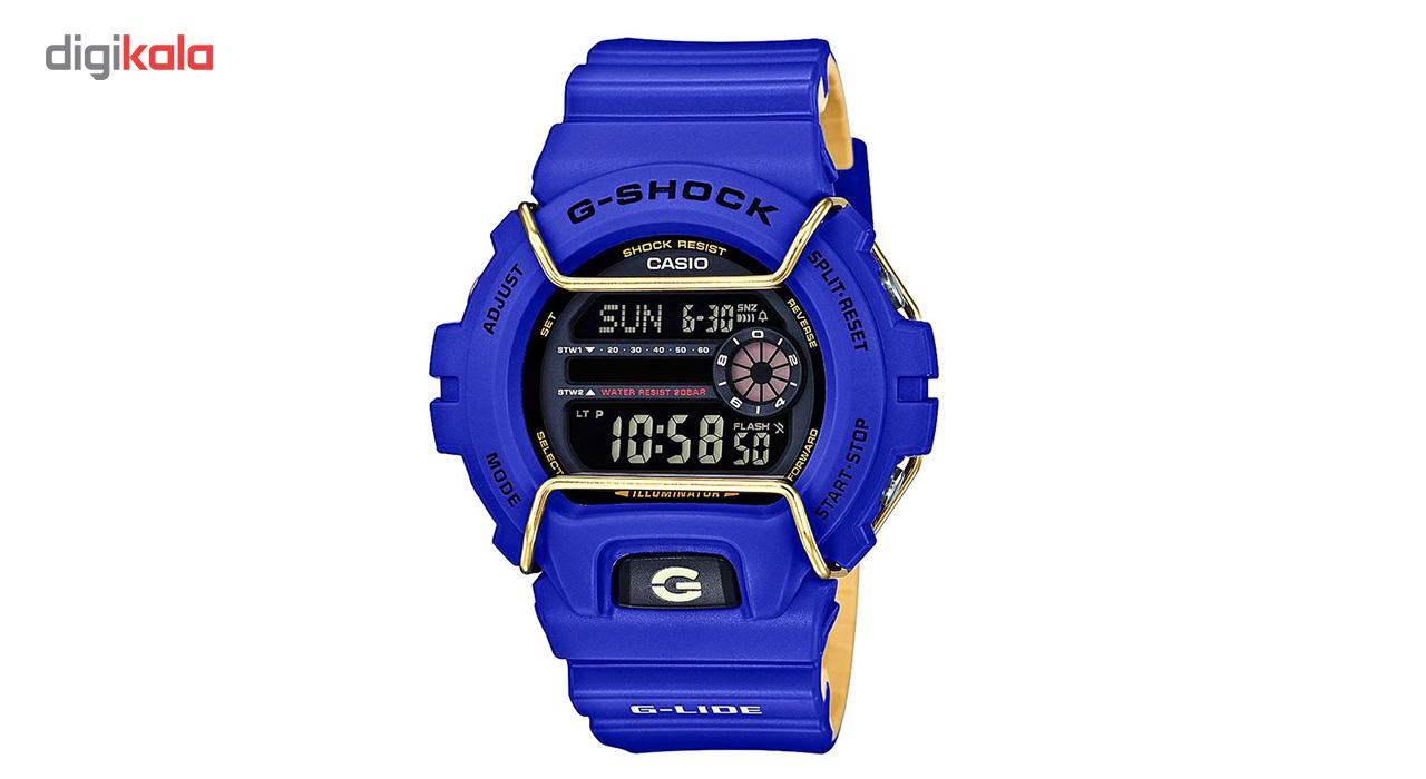 ساعت مچی دیجیتالی کاسیو جی شاک GLS-6900-2DR