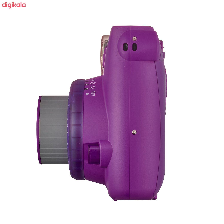 دوربین عکاسی چاپ سریع فوجی فیلم مدل Instax Mini 9 Clear main 1 17