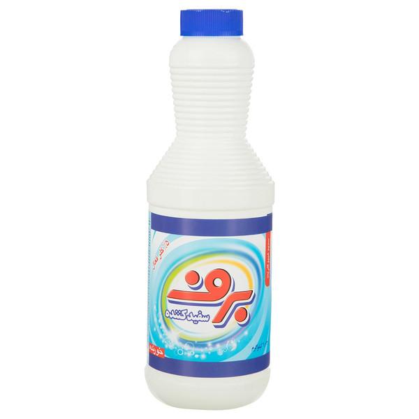 مایع سفید کننده برف مقدار 1 کیلو گرم