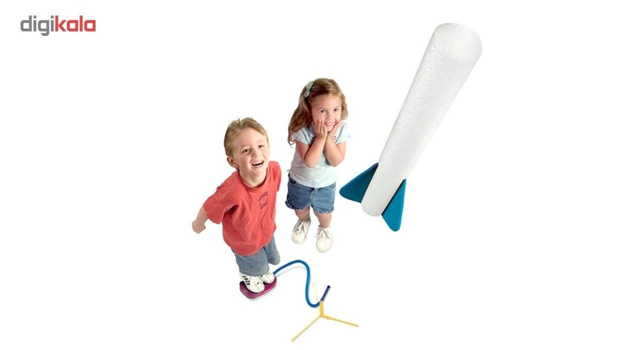 موشک بادی نیرو سالار مدل سه راکت