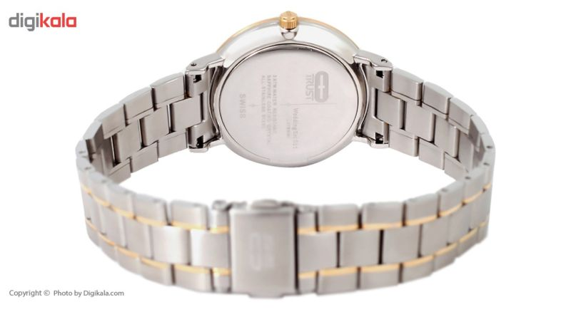 ساعت مچی عقربه ای زنانه تراست مدل L479MMI