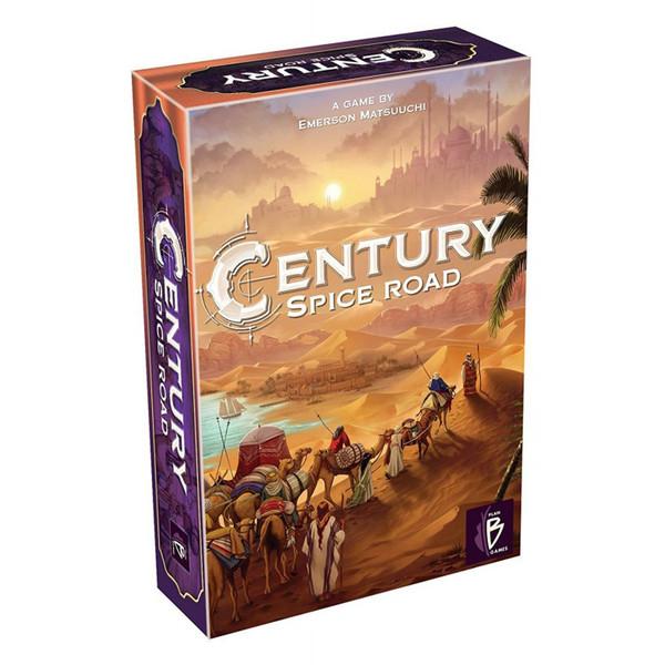 بازی رومیزی پلن بی گیمز مدل Century: Spice Road