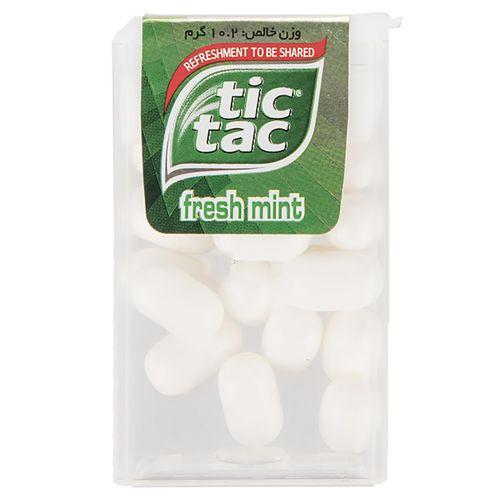 خوشبوکننده دهان نعنایی تیک تاک مقدار 10.2 گرم