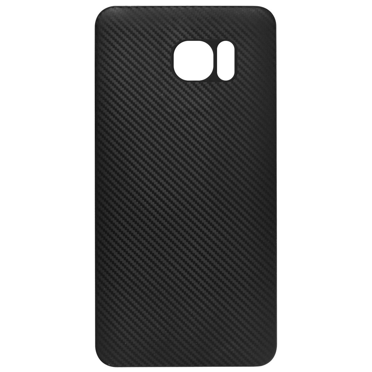 کاور هایمن مدل Soft Carbon Design مناسب برای گوشی موبایل سامسونگ Galaxy S7 Edge