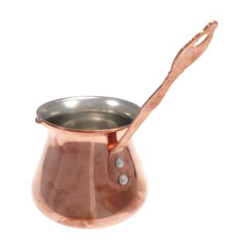 شیرجوش مسی مهر زنجان کد 7005 سایز کوچک