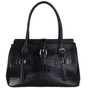 کیف چرم زنانه شهر چرم مدل 1-302375