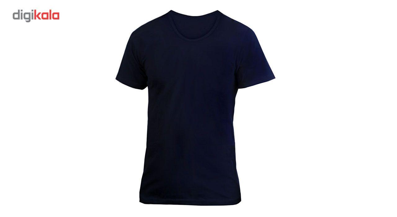 زیرپوش آستین کوتاه مردانه سیسال مدل 2001 main 1 1