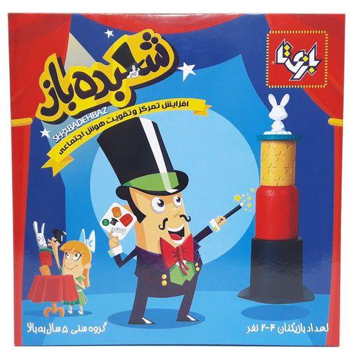 بازی فکری شعبده باز بازی تا مدل  Shobadehbaz