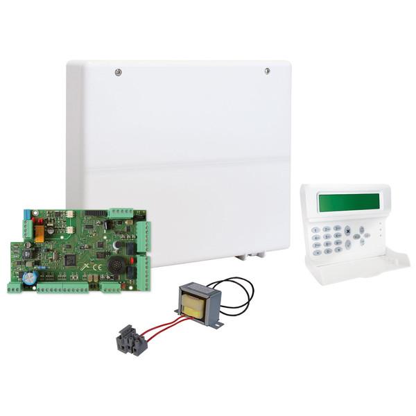 سیستم دزدگیر اماکن سیم کارتی GSM/GPRS  ای ام سی مدل X824-400