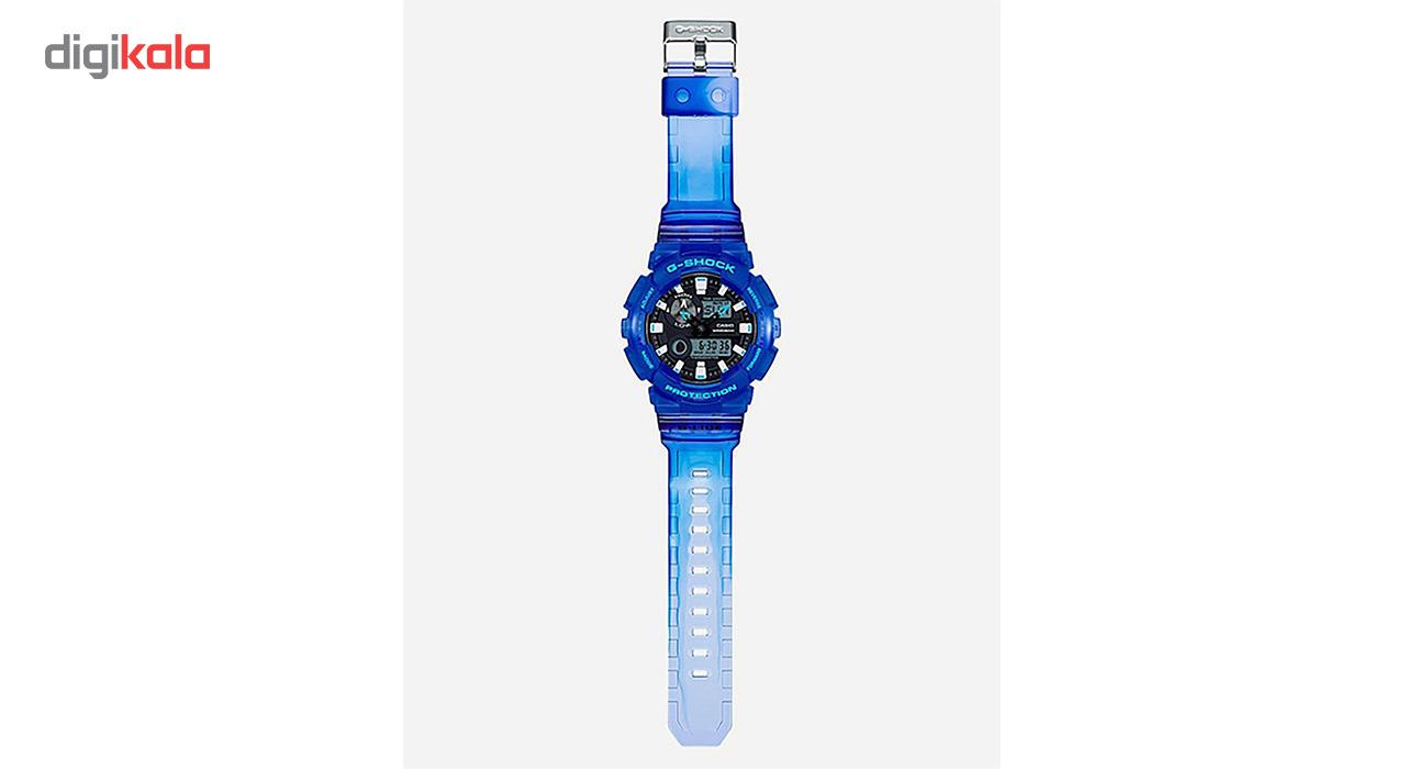 ساعت مچی دیجیتالی مردانه کاسیو جی شاک GAX-100MSA-2ADR             قیمت