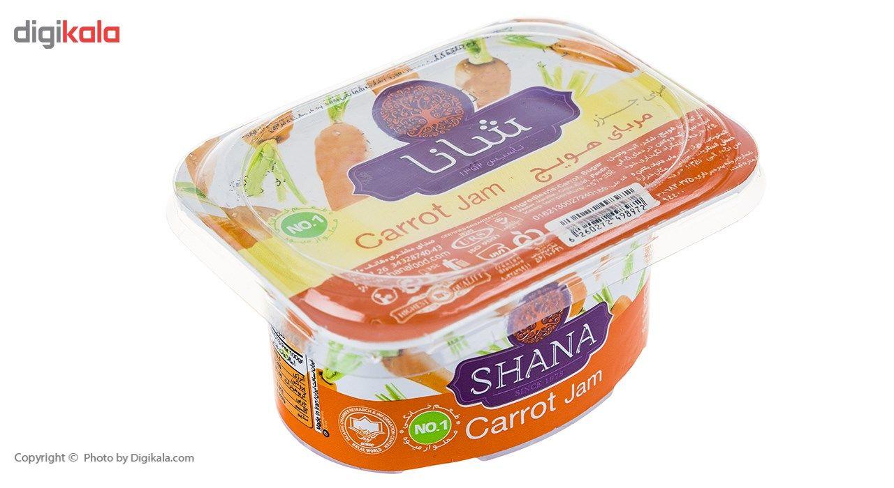 مربا هویج شانا - 225 گرم main 1 2