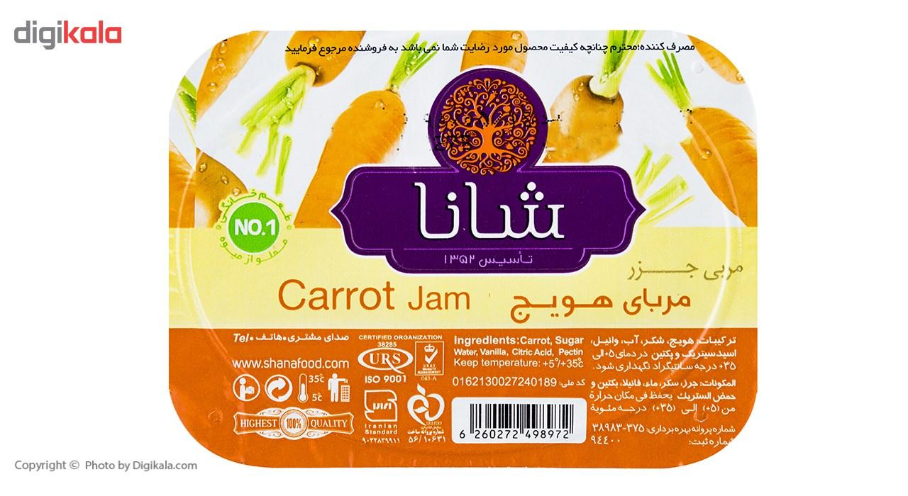 مربا هویج شانا - 225 گرم main 1 4