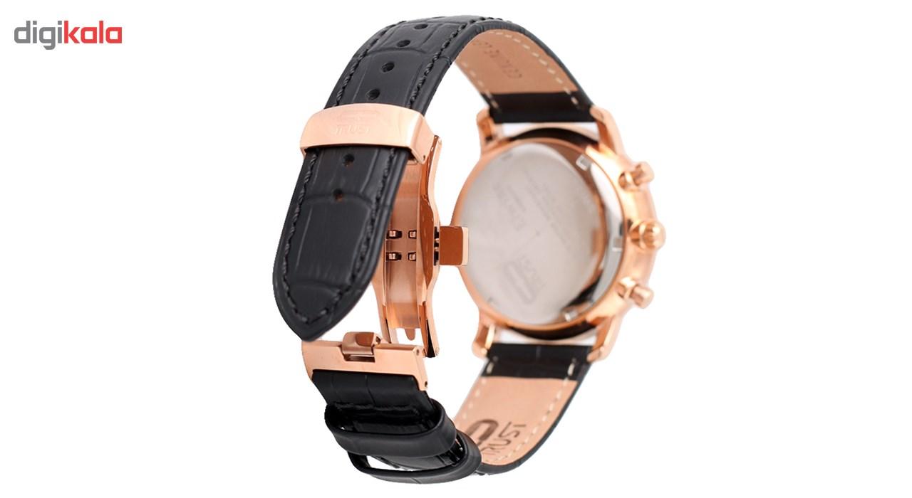 ساعت مچی عقربه ای مردانه تراست مدل G459CVD