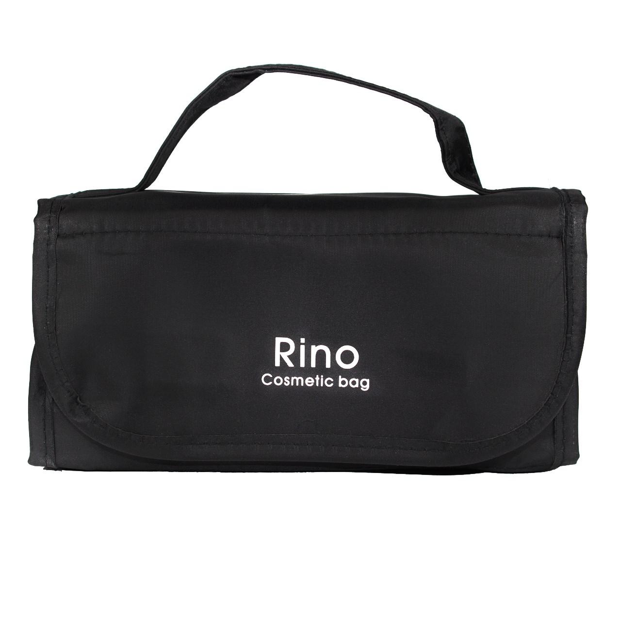 عکس کیف لوازم آرایش رولی مدل Rino کد 01