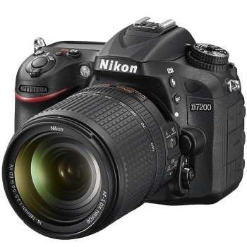 دوربین دیجیتال نیکون مدل D7200 به همراه لنز 18-140 میلی متر | Nikon D7200 Kit 18-140 Digital Camera