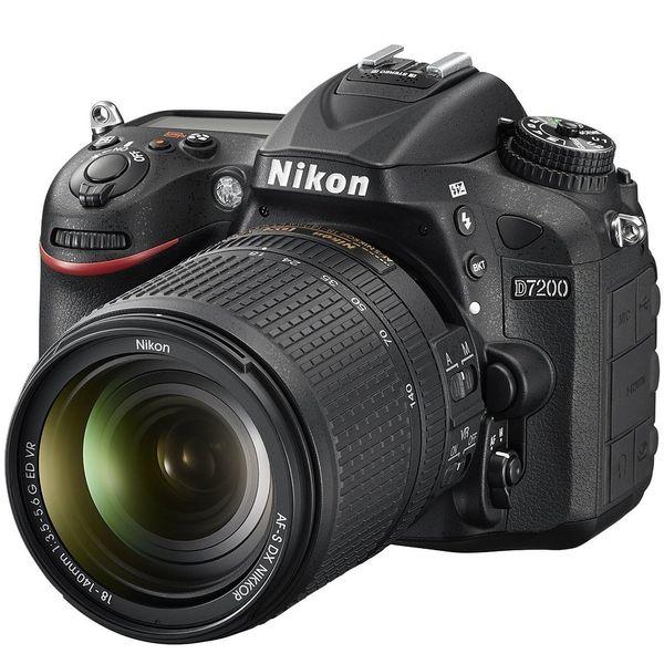 دوربین دیجیتال نیکون D7200 Body |