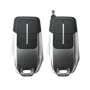 دزدگیر خودرو استیل میت مدل RX1000 کد REDBAT-05
