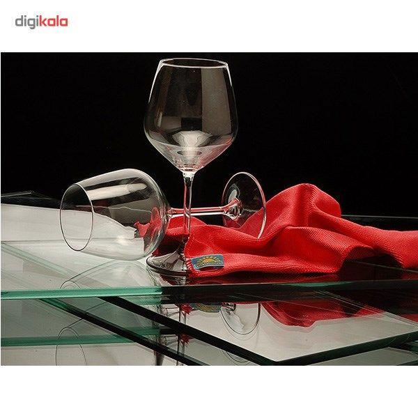 دستمال میکروفایبر شیشه مهسان مدل 20141 main 1 5