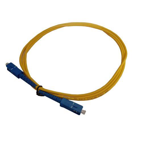 کابل فیبر نوری مدل SC/PC به طول 1.5 متر