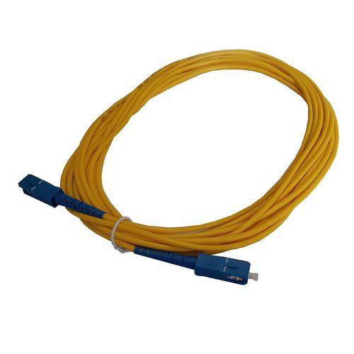 کابل فیبر نوری مدل SC/PC به طول 5 متر