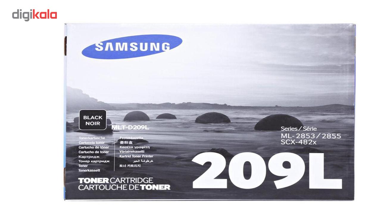 قیمت                      تونر مدل209
