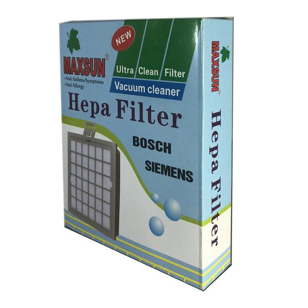 فیلتر هپا مناسب برای جاروبرقی بوش و زیمنس