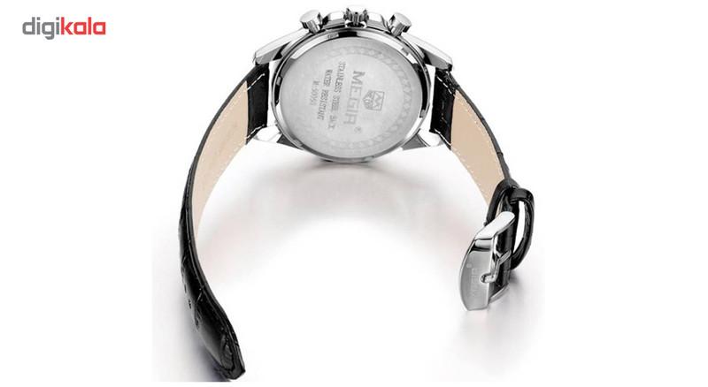 ساعت مچی عقربه ای مردانه مگیر مدل ML2020GBK