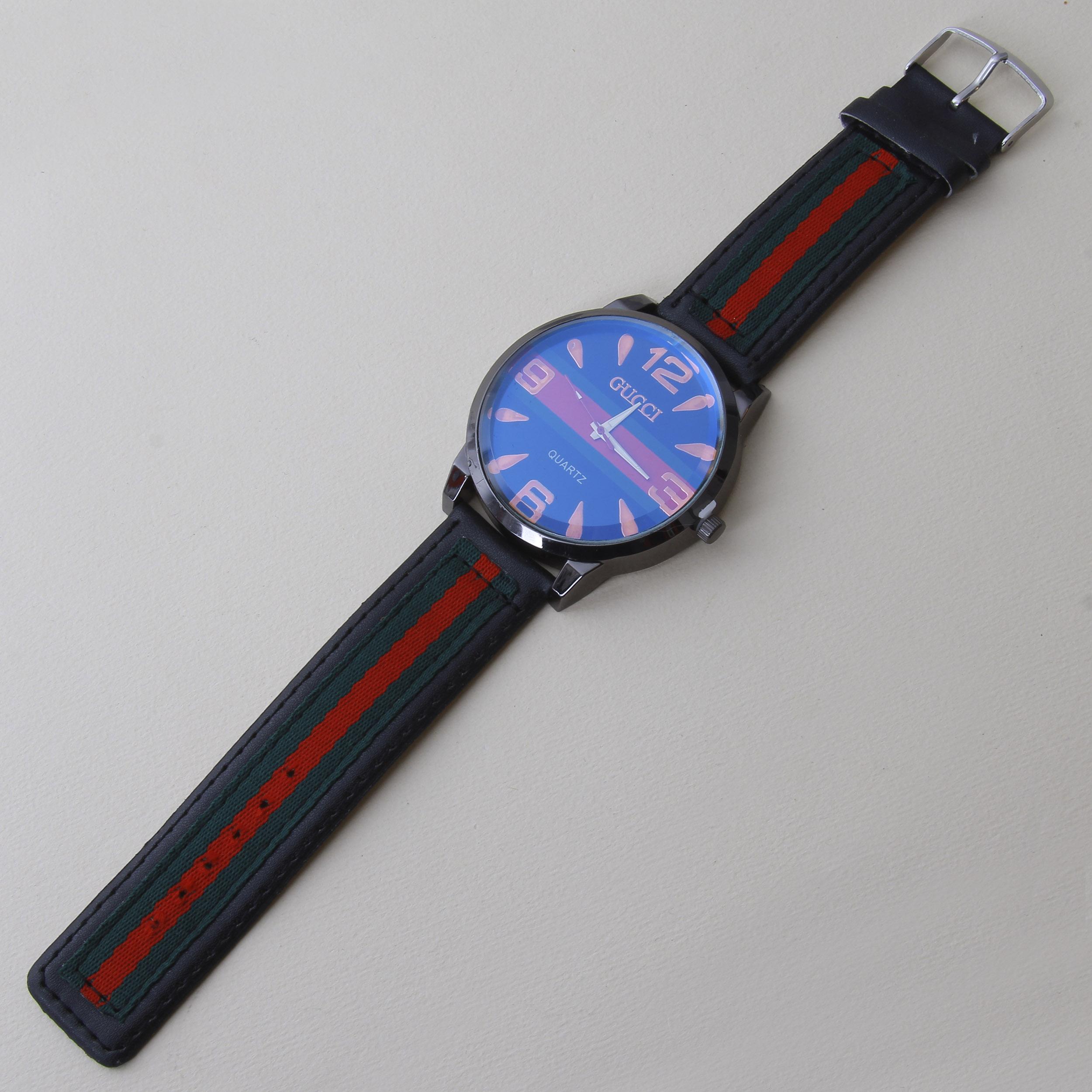 خرید                                        ساعت مچی عقربه ای مردانه کد WHM_126                     غیر اصل