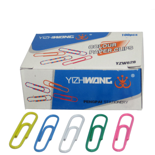 گیره کاغذ ایژی وانگ مدل YZW628 بسته 100 عددی