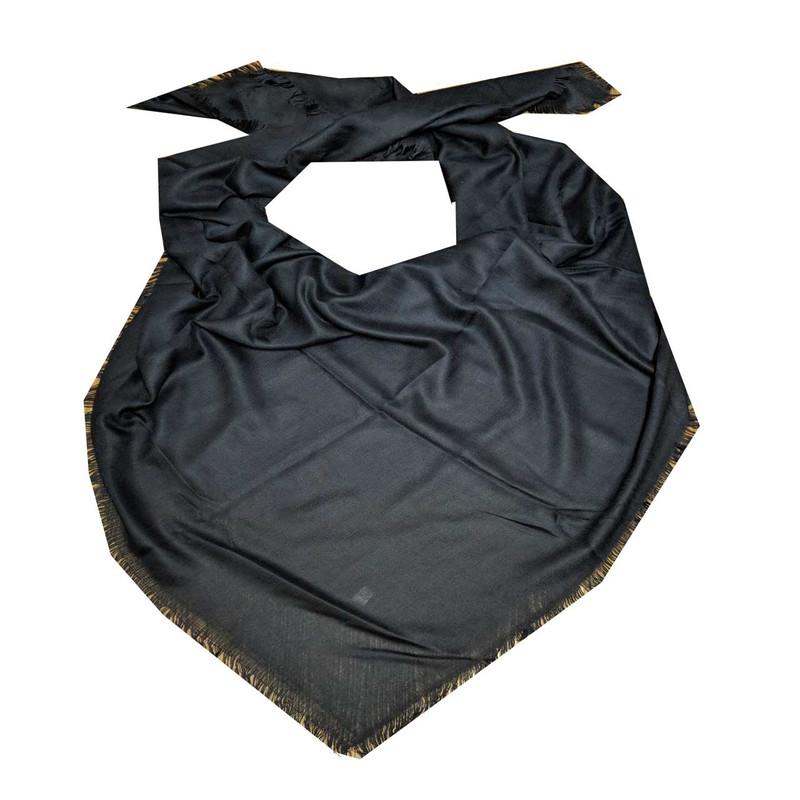 روسری نخی مدل ساده