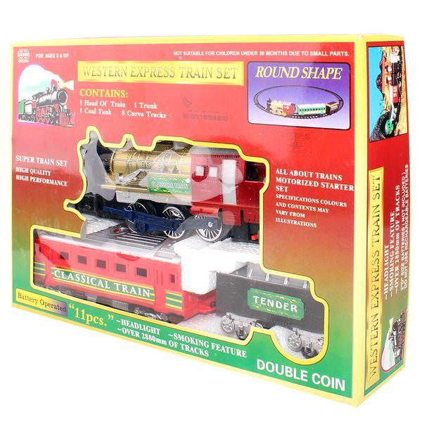 قطار اسباب بازی مدل کلاسیک