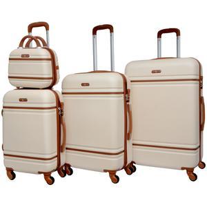 مجموعه چهار عددی چمدان آر کی مدل 001